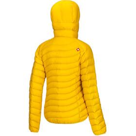 Ocun Tsunami Jacket Women Yellow/Blue